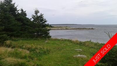Seal Harbour Cottage/Recreational- Waterfront Property for sale:  1 bedroom 630 sq.ft.