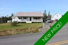 Guysborough-Canso Ocean view  for sale:  3 bedroom 1,040 sq.ft. (Listed 2015-09-15)