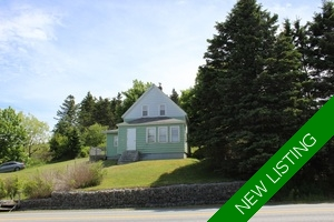 Guysborough Ocean-front Residence for sale:  3 bedroom  (Listed 2018-06-27)