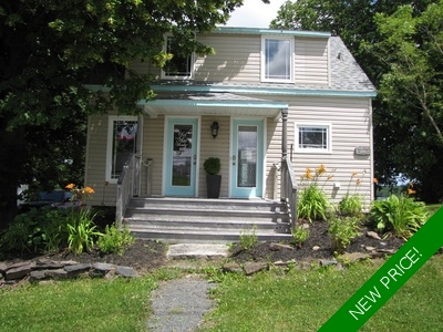 Guysborough County Residential-Water Front for sale:  2 bedroom 1,260 sq.ft. (Listed 2017-10-11)
